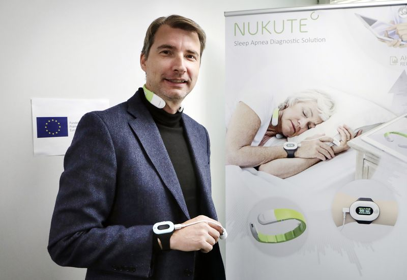 Nukute was featured in Kaleva in September 2019